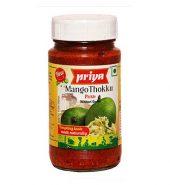Priya Mango Thakku Pickles Bottle 300 Gm