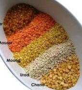 Samurnabazaar Mix Dal 500 Gm