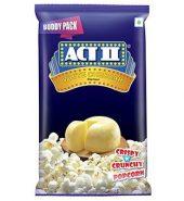 Act Ii White Cheddar Popcorn (Bogo Offer Pack) 140 Gm