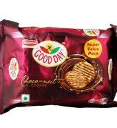 Britannia Good Day Choco Almonds 120G