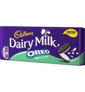 Cadbury Oreo Family Pack 3X100G