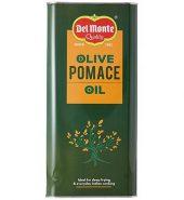 Delmonte Pomace Olive Oil Jar 2Ltr