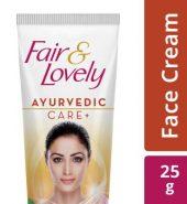 Fair & Lovely Ayurvedic Care Face Cream 25 G