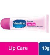 Vaseline Rosy Lips Lip Care, 10 G