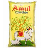 Amul Cow Ghee Pouch 1 Ltr