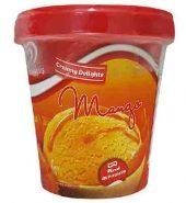 Kwality Walls Creamy Delight Mango Ice Cream 750 Ml