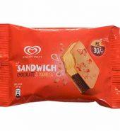 Kwality Walls Sandwich Chocolate N Vanilla Ice Cream 90 Ml