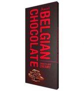 Amul Belgian Milk Chocolate 125 Gm