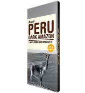 Amul Peru Single Organic Dark Chocolate 125 Gm