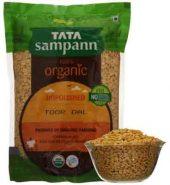 Tata Sampann Organic Toor Dal 500 Gm