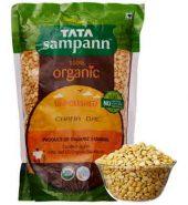 Tata Sampann Organic Chana Dal 1 Kg