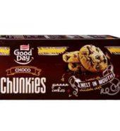 Britannia Good Day Chunkie Triple Choco Biscuits 75 Gm