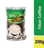 Bru Green Label Filter Coffee 200 G