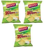 Bikano Chips Yummy Cream N Onion  Combi 195G