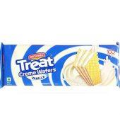 Britannia Treat Vanilla Cream Wafer 75G