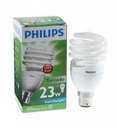 Philips 23W Tornado Cfl  1 Pc