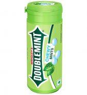 Doublemint Chewy Mints Lemon 80G