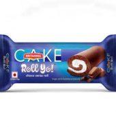 Britannia Roll Cake Yo Chocolate 30G