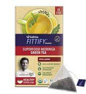Saffola Kahwa Morning Green Tea 38G