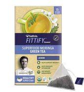 Saffola Jasmin Morning Green Tea 38G
