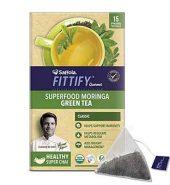 Saffola Assorted Morning Green Tea 39G