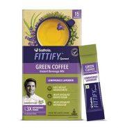 Saffola Lemon Grass Lavender Coffee 30G