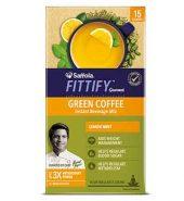 Saffola Lemon Mint Coffee 30G