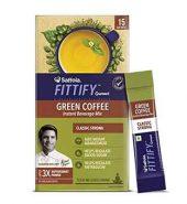 Saffola Classic Ground Coffee 30G