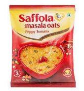 Saffola Peppy Tomato Masala Oats 120G
