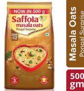 Saffola Pongal Surprise Masala Oats 500G
