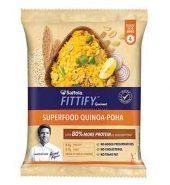Saffola Fittify Quinoa Poha 60G