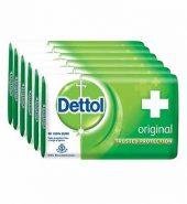 Dettol Original Soap 6X125G