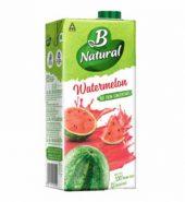 B Natural Watermelon Juice 1 Ltr