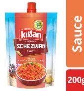 Kissan Schezwan Sauce Pouch 200 Gm