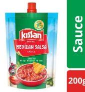 Kissan Mexican Salsa Sauce Pouch 200 Gm