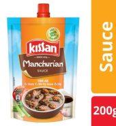 Kissan Manchurian Sauce Pouch 200 Gm