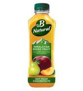 B Natural Himalayan Mixed Fruit Juice 750Ml