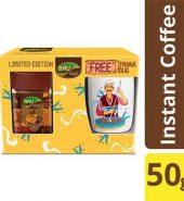 Bru Gold Coffee Mug Pack 50G