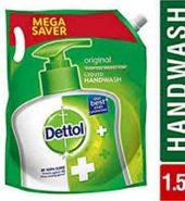 Dettol Original Handwash Refill 1500Ml