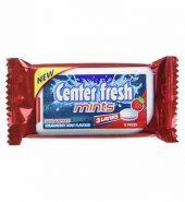 Center Fresh 3 Layer Strawberry 13G