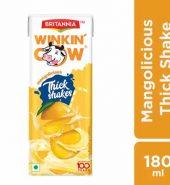 Britannia Mango Shake Tetra Pack 180Ml