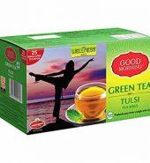 Good Morning Green Tulsi Tea Bags 22.5G