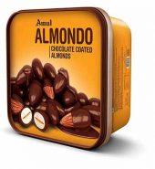 Amul Almondo Roasted Tub 200G