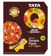 Tata Q Heat To Eat   Saucy Tomato Pasta With Veggies   290G