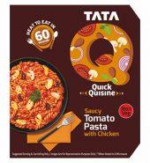 Tata Q Heat To Eat  Saucy Tomato Pasta With Chicken  305Gm