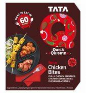Tata Q Heat To Eat Spicy Chicken Bites 180Gm