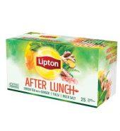 Lipton Ginger & Rock Salt Green Tea Bag Pack Of 25 Bags