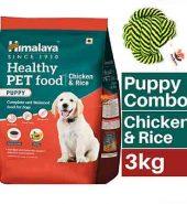 Himalaya Healthy Chicken & Rice Puppy  3Kg